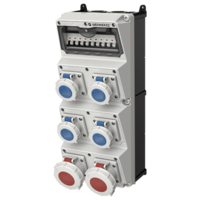 Wall mounted combination unit_109