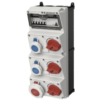 Wall mounted combination unit_108